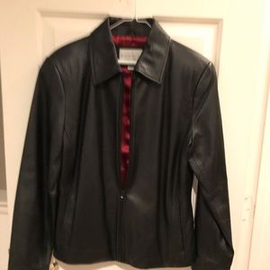 Genuine Leather Lambskin Jacket